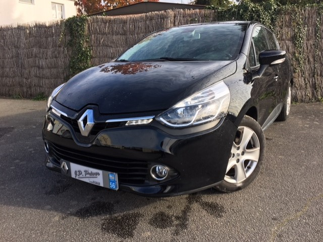 renault clio iv tce 90 energy intens garage priour agent renault dacia la roche bernard. Black Bedroom Furniture Sets. Home Design Ideas