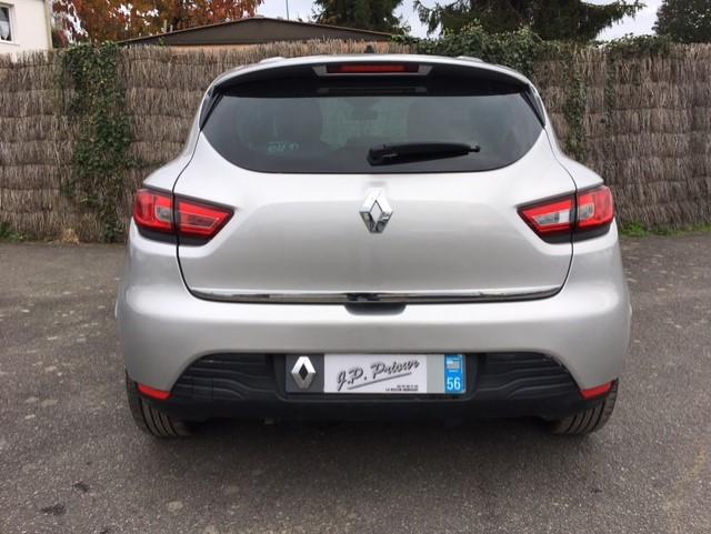 Renault clio iv dci eco2 intens edc garage priour for Garage clio 4